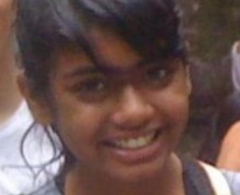 Megan Suri ethnicity where from