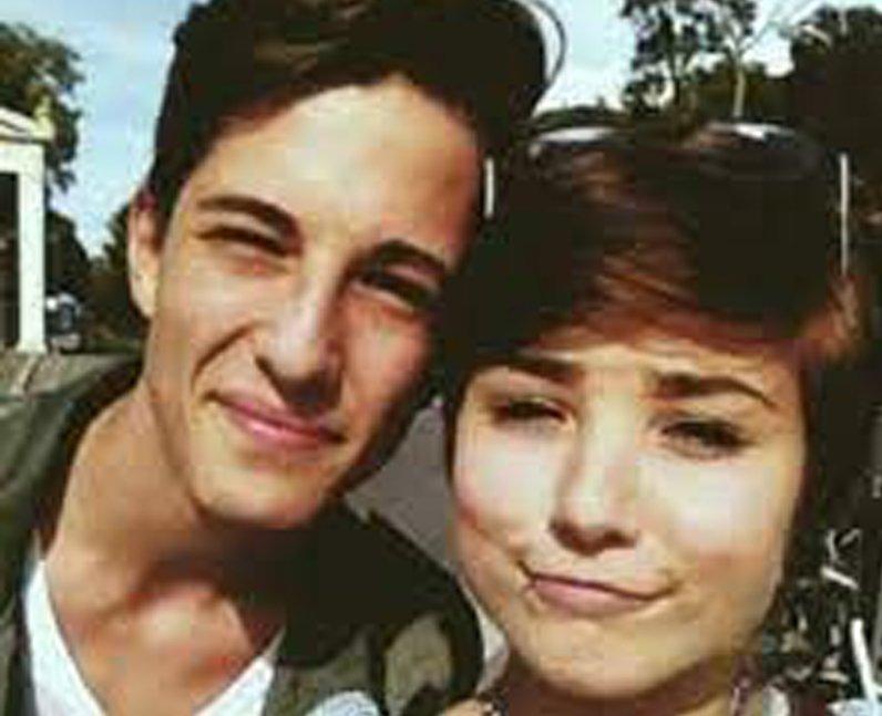 Damiano David Giorgia Soleri girlfriend dating
