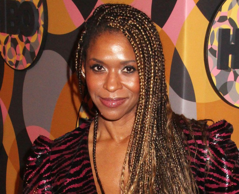 Merrin Dungey plays Dr. Andi Grant in American Hor