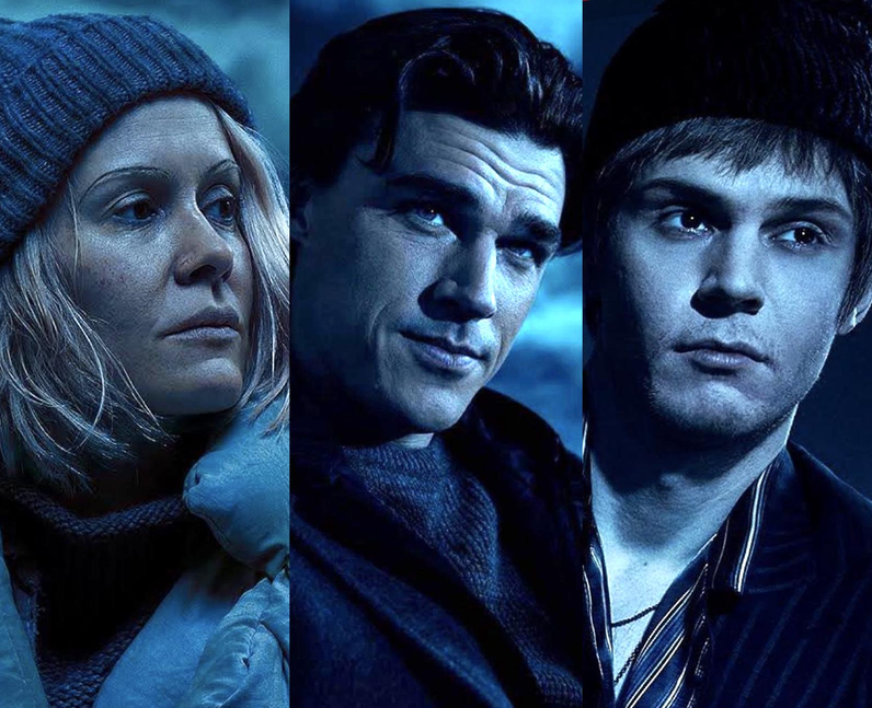 American Horror Story Double Feature cast