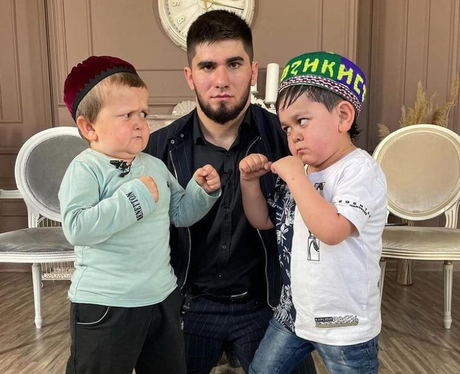 Hasbulla Magomedov vs Adbu Rozik: fight