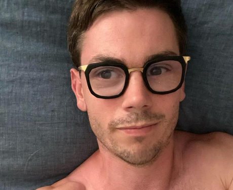 Ryan O'Connell Queer As Folk cast